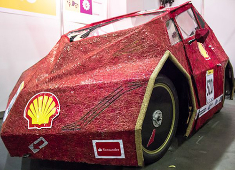 Shell Eco-marathon Europe People's Choice Competition