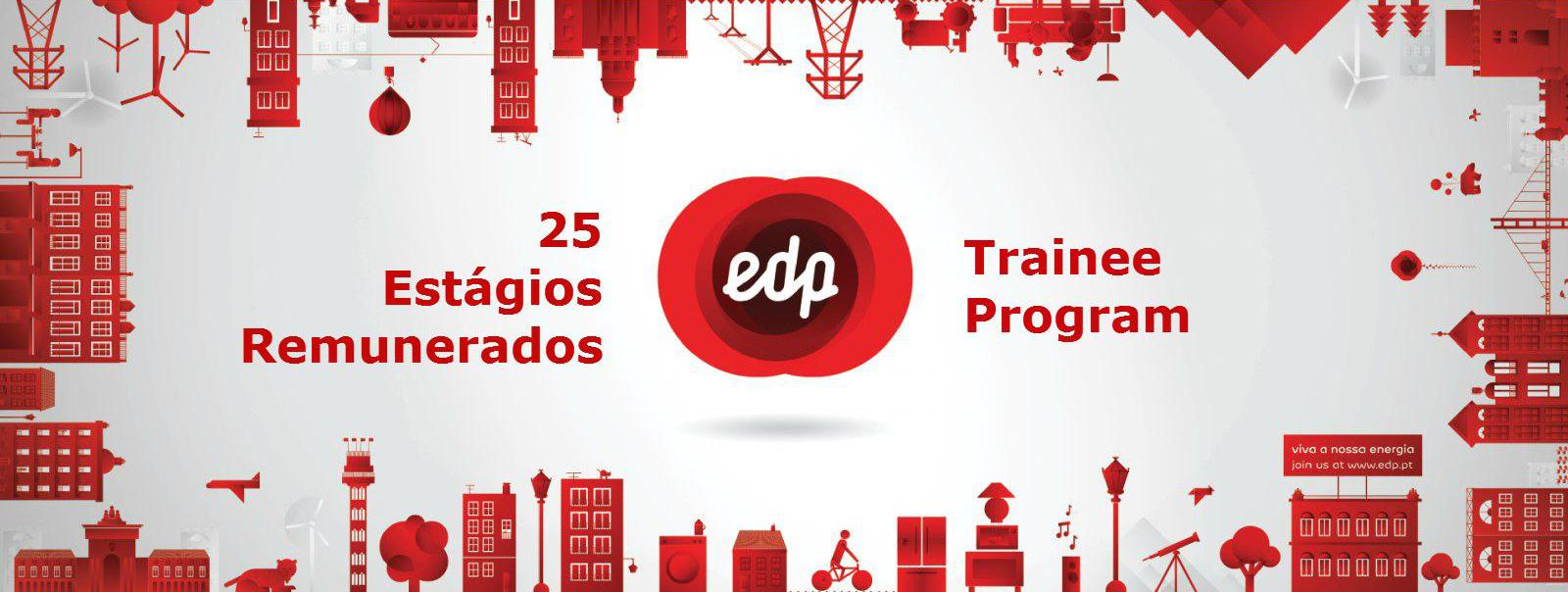 2ª edição do EDP Trainee Program