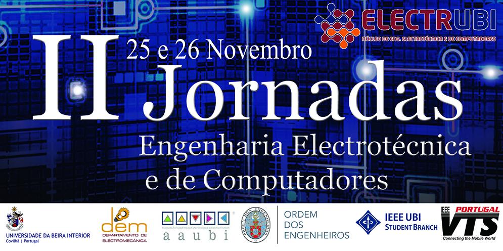 II Jornadas de Engenharia Electrotécnica e de Computadores