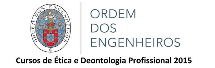 Cursos de Ética e Deontologia Profissional 2015