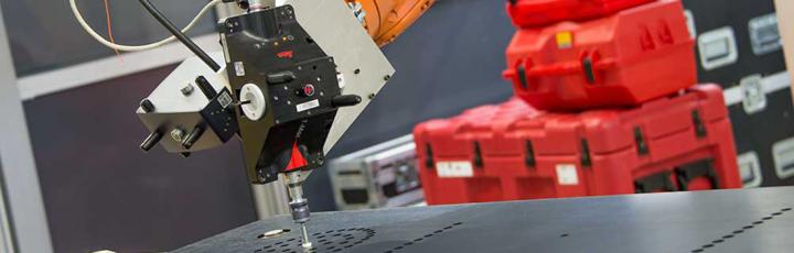 Projeto do MTC (Manufacturing Technology Centre) resolve problema de precisão robótica