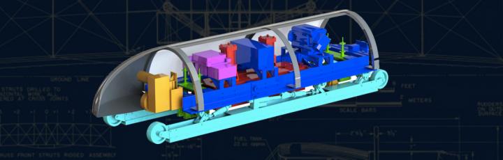 Equipa do MIT no topo da competição Hyperloop