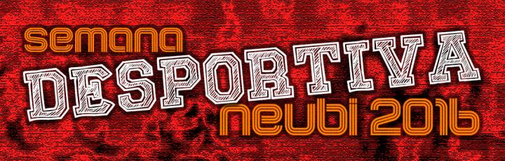 Semana Desportiva NEUBI 2016