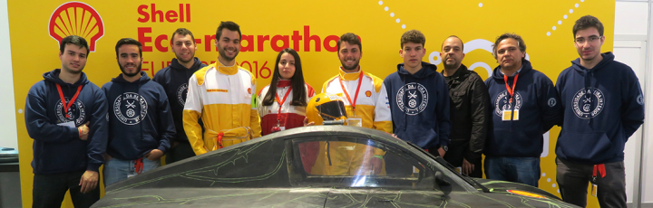 UBICAR no Shell Eco-Marathon Europe 2016